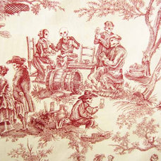 Upholstery Fabric Alexander Henry Midnight Pastoral fabric