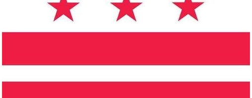 District of Columbia Flag 2x3 Nylon - Outdoor Nylon US State Flag U.S. Flag Store's District of Columbia Flag is printed in America on Nylon flag fabric. Since this flag is made in America, U.S. Flag Store is able to ensure that the complex State emblems are printed with accuracy, sharp detail and bright colors. This outdoor District of Columbia State Flag is finished with the same high quality materials as all of U.S. Flag Store's US flags, and is extremely durable and long lasting.
