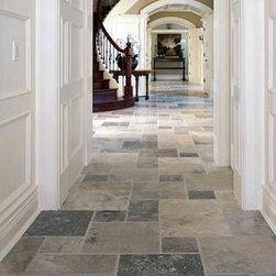 Natural Stone Flooring -