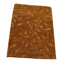 1800-Get-A-Rug - Oriental Rug Chocolate Brown Modern Hand Knotted Rug Sh12272 - About Modern & Contemporary