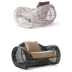 contemporary patio furniture and outdoor furniture by Unicahome