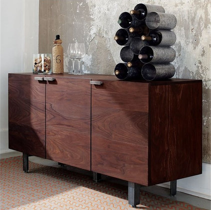Modern Wine Racks by CB2