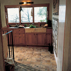 mediterranean floor tiles by CheaperFloors
