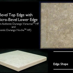 Authentic Durango Stone™ - Authentic Durango Stone™ Edge Detail - Looking for stone with an EDGE? Walk on the wild side with Authentic Durango Stone™.