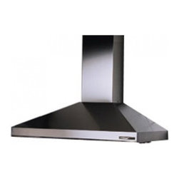 """Broan - Rangemaster RM61000EX 614804EX 48"""" Wall-Mount Chimney Hood with Optional Externa - The 61000 Series is a wall-mounted hood with a telescopic flue that accommodats 8 ft to 9 ft ceilings Seamless corners provide stylish easy cleaning surface Three-speed blower with Heat Sentry and light control Available in 30 35 716 and 48 widths in..."""