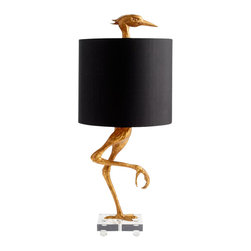 Cyan Design - Cyan Design |  Ibis Table Lamp - 05206