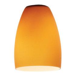 Access Lighting - Access Lighting 969ST-AMB Sherry Pendant Glass Shade - Access Lighting 969ST-AMB Sherry Glass Sherry Pendant Glass Shade