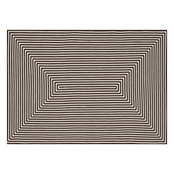 Loloi - Loloi In-Out Collection INOUIO-01BR003656 Rug - Hand-braided in China of 100-percent polypropylene, the In/Out collection offers a fun and simplistic look. This easy-to-place collection works nicely in an interior space or outdoors, and is available in an array of both neutral and vibrant colors.
