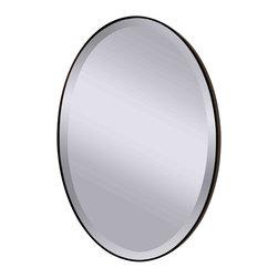 Feiss - Feiss MR1126ORB Johnson Oil Rubbed Bronze Mirror - Feiss MR1126ORB Johnson Oil Rubbed Bronze Mirror