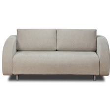 modern sofa beds Houdini Beige-Grey Sofa Bed