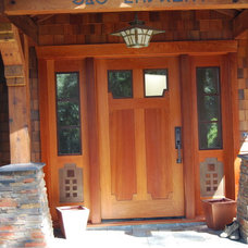 Traditional Front Doors by Artistic Millworks