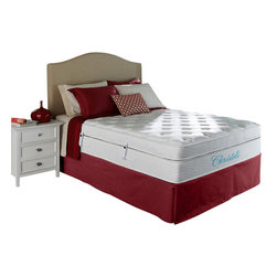 """Christeli - Madeline 12.5"""" - Size: Queen Mattress - Mattress only is being sold. Accessories not included."""