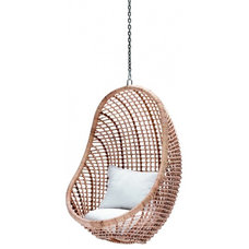 Eclectic Hanging Chairs by Weylandts
