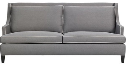 modern sofas by Crate&amp;Barrel