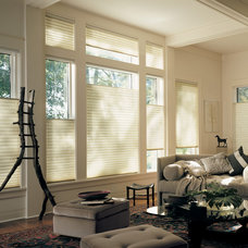 Modern Cellular Shades by Delaine Design, Inc.