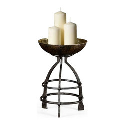Jonathan Charles - Jonathan Charles Candle Stand - Product Details