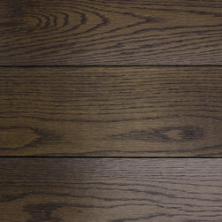 Plateau Collection - MOSHANNON: White Oak -- Prefinished Solid or Engineered Wood Flooring, Wall/Ceiling Cladding
