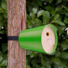 Contemporary Birdhouses by Radius Shop