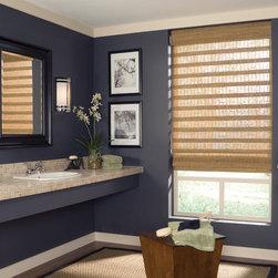 Hunter Douglas Provenance® - Hunter Douglas Provenance® Woven Wood Shades