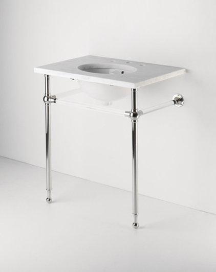 Traditional Bathroom Vanities And Sink Consoles by Waterworks