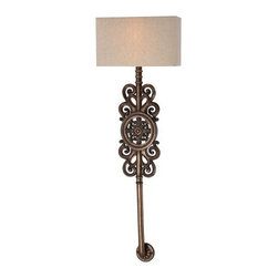 Minka Lavery - Minka Lavery 5310-2 2 Light ADA Wall Sconce from the Regents Row Collection - Two Light ADA Wall Sconce from the Regents Row CollectionFeatures: