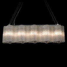 Bathroom Lighting And Vanity Lighting Pantages Linear Suspension by Trend Lighting