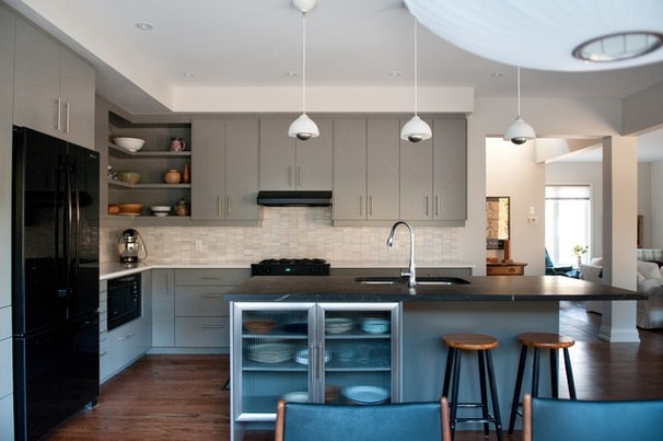 Contemporary  by Green Mountain Soapstone