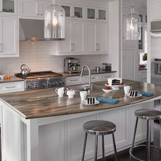 Transitional  by Seifer Kitchen Design Center