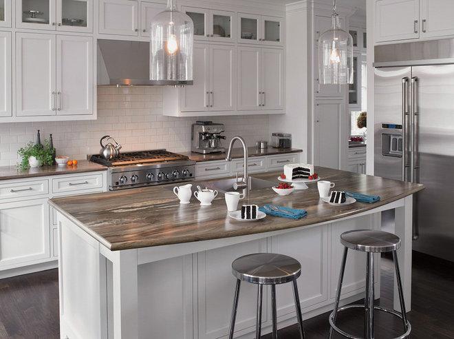 Transitional  by Seifer Kitchen Design Center