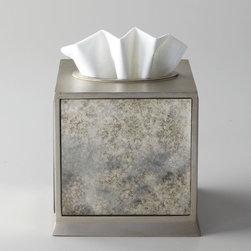 Kassatex - Palazzo Vintage Tissue Box Cover - KassatexPalazzo Vintage Tissue Box Cover