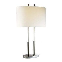 George Kovacs - George Kovacs 2-Light Table Lamp - Two Light Table Lamp
