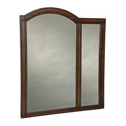 Ambella Home - New Ambella Home Mirror Willowbend Framed - Product Details