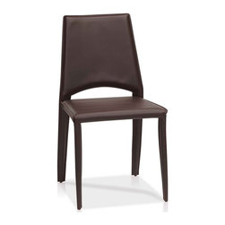 ARTeFAC - Modern Dining Chair in Leather - Modern Dining Chair in Leather