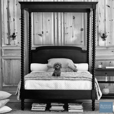 Traditional Beds by Bradshaw Kirchofer Handmade Furniture