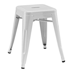 Modway - Gathering Stool in Gray - Together we can accomplish what each of us alone cannot. Gathering reminds us of our collective surge of ambition to solve individual disorder. From its electric-plated metal finish, to its overall fluid notion of design, Gathering is not something you can simply present as is. While today's world of commercialism likes to pigeonhole products by category, Gathering is a unique stool that defies classification.