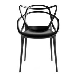 Kartell - Kartell | Masters Chair, Set of 4 - Design by Philippe Starck and Eugeni Quitllet, 2010.