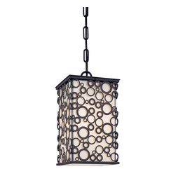 Troy Lighting - Troy Lighting F5014 Aqua Exterior 1 Light Outdoor Pendant - Troy Lighting F5014 1 Light Outdoor Hanging PendantFeatures: