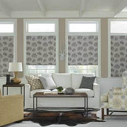 Blinds.com Roman Shades - Premier Roman Shade. Whites and off-whites,Neutrals an - Premier Roman Shade - Buy with Confidence, Get Free Samples Today!Enjoy Blinds.com's most elegant Roman shade yet with the Premier Roman Shade Collection, consisting of a full line of textures, patterns and colors to add style to any window. This shade comes with a number of high-end specifications for the price &mda