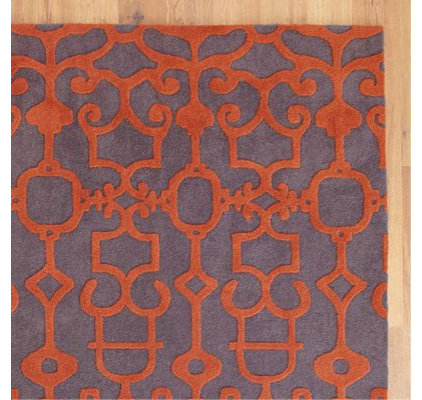 eclectic rugs by World Market