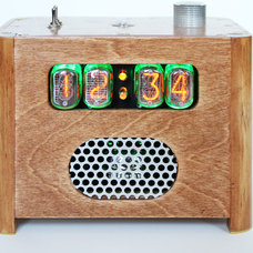 Eclectic Alarm Clocks by Ramos
