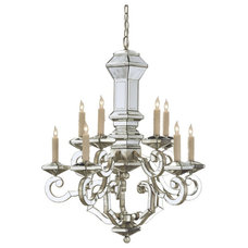 Beach Style Chandeliers by AT HOM