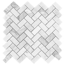 Contemporary Wall And Floor Tile by Tiles R Us