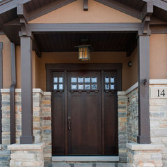 traditional exterior by Doors For Builders Inc