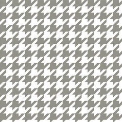 Dana Decals - Houndstooth Pattern Wall Decal - Ideal for homes, kids rooms, and schools.