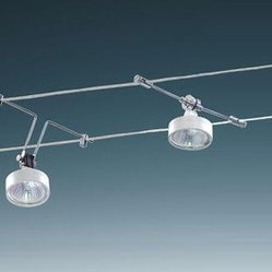 2 Lines Track Lighting