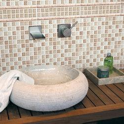 pucinni glass tile mosaic series Califorrnia Dreaming - Pucinni glass tile mosaic California Dreaming