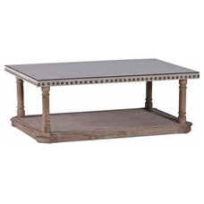 Farmhouse Coffee Tables by Kathy Kuo Home