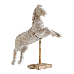 Joshua Marshal - Decorative Caliope Sculpture - Decorative Caliope Sculpture