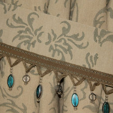 Traditional Curtains by Chantale & Co Inc.