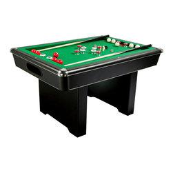 Blue Wave - Blue Wave Slate Bumper Pool Table - Features: